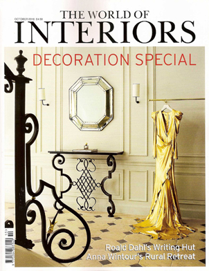Xavier Fenouil - The World of Interiors - October 2010 - 1