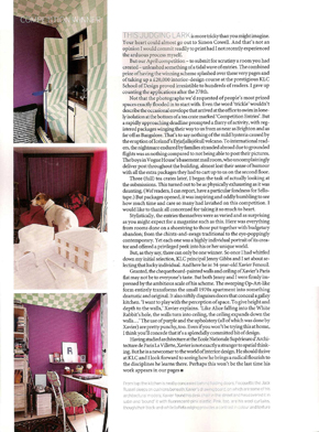 Xavier Fenouil - The World of Interiors - October 2010 - 3